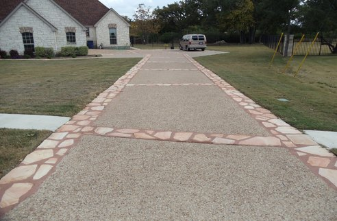 Bee Cave TX Concrete Contractor